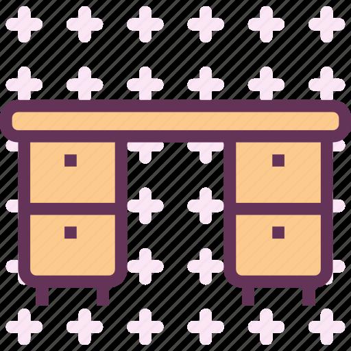 desk, office, work3 icon