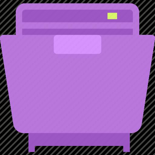 cabinets, device, furniture, kitchen, openmachine icon
