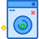 cabinets, device, furniture, kitchen, washingmachine icon