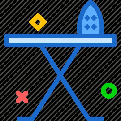 irontable, serve icon