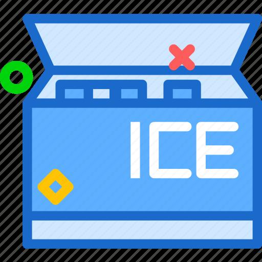 cold, fridge, icecream icon