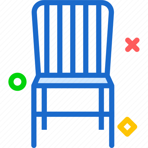 chair, old, rest, seat icon