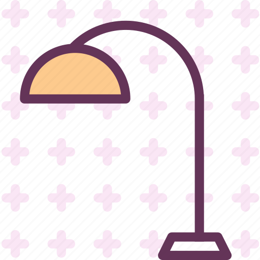 bulb, house, interior, light icon