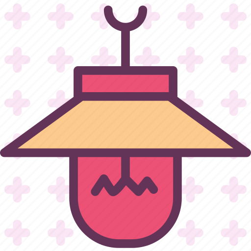 bulb, interior, light icon