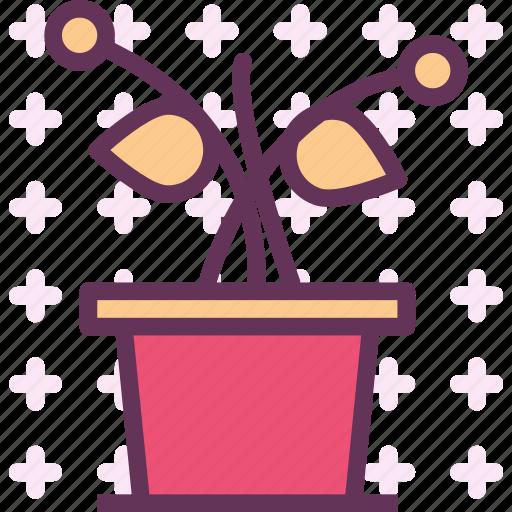 decor, green, plants icon