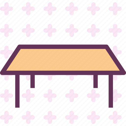 serve, table icon