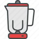 blender, kitchen, mixer icon