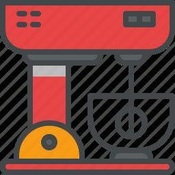 blender, mixer, mixmaster icon