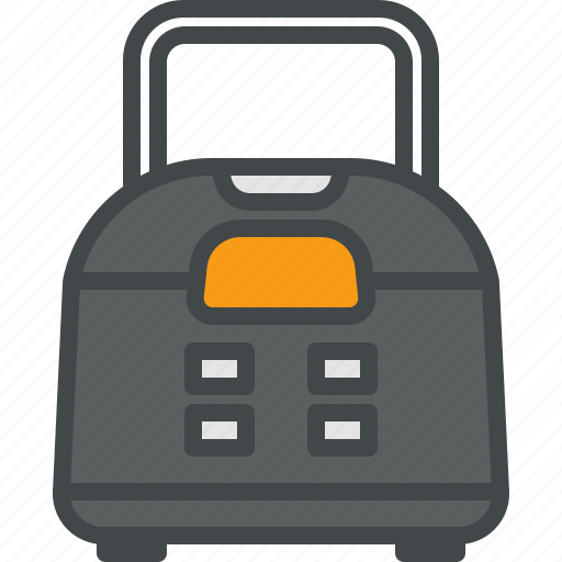 baker, bread, breadmaker, kitchen icon