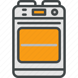 appliance, cooking, kitchen, oven, stove icon
