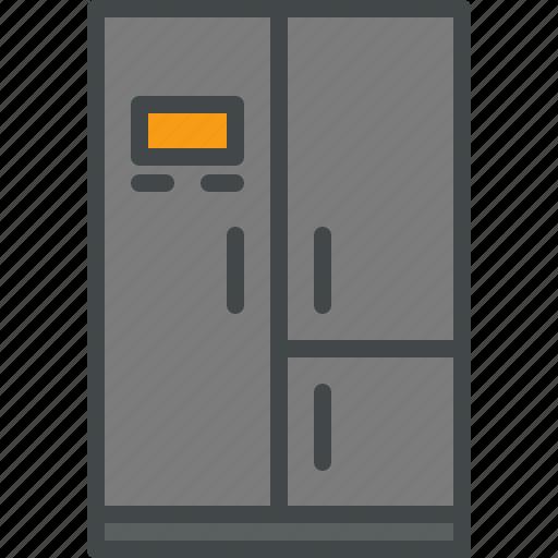 appliance, freezer, kitchen, refrigerator icon
