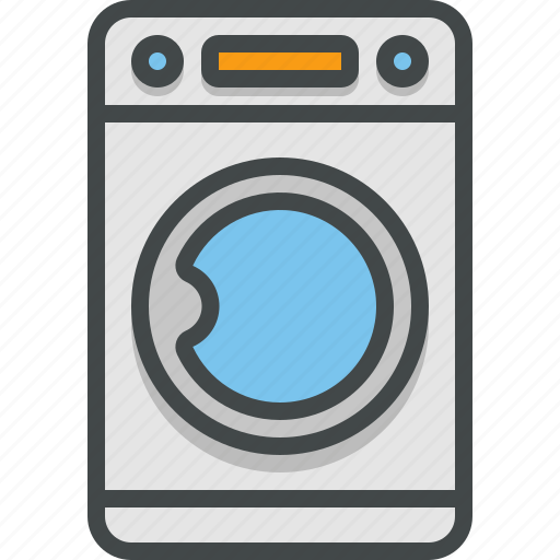 laundry, maching, washer, washing icon