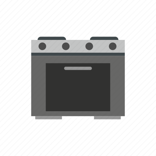 appliance, cooking, equipment, gas, kitchen, oven, stove icon