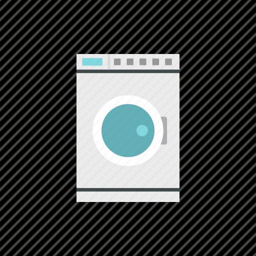 cloth, domestic, housework, laundry, machine, wash, washing icon