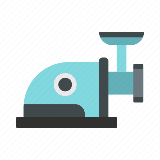 appliance, electric, equipment, grinder, machine, metal, tool icon