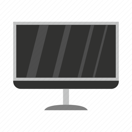 display, monitor, screen, technology, television, tv, video icon