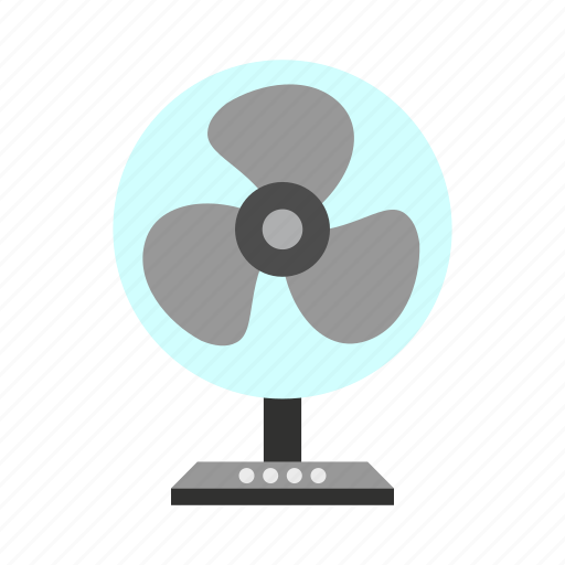 air, cooler, fan, propeller, rotation, ventilation, ventilator icon