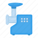 appliance, equipment, fixture, household appliances, meat grinder, mincer icon