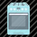 appliance, equipment, fixture, gas stove, household appliances, kitchen icon
