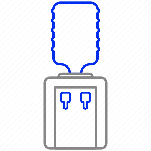 appliance, dispenser, home, house, household, water icon