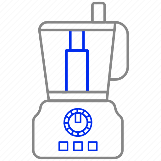 appliance, food, home, house, household, processor icon