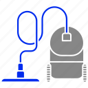 appliance, home, hoover, house, household icon