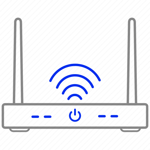 appliance, home, house, household, router icon
