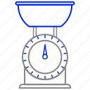 appliance, home, house, household, scales icon