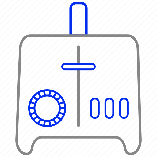 appliance, home, house, household, toaster icon