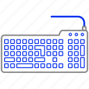 appliance, home, house, household, keyboard icon