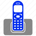 appliance, home, house, household, landline icon