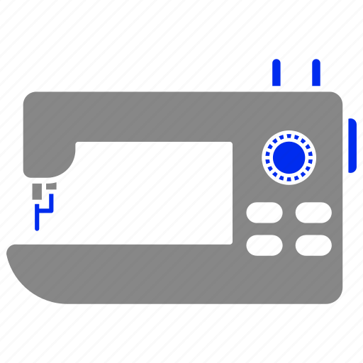 appliance, home, household, machine, sewing icon