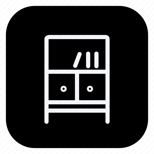 appliance, electronic, furniture, home, household, interior icon