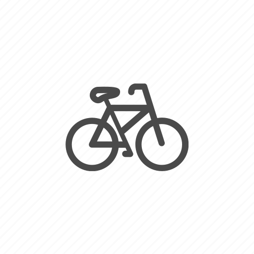 bicycle, bike, cycle, households, ride, transportation icon