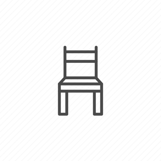 belongings, chair, furniture, home, households, interior, seat icon