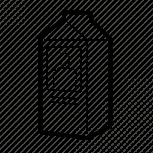 box, carton, dairy, drink, milk, missing, person icon