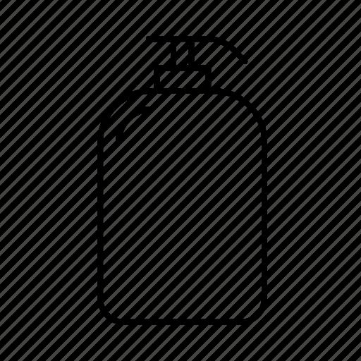 Bottle, shampoo, soap icon - Download on Iconfinder