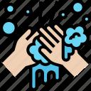 hand, wash, clean, hygiene, sanitization