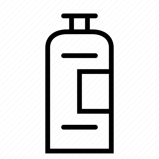 bottle, clean, household, housekeeping, wash icon
