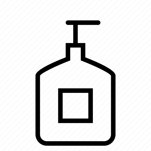 clean, dispenser, household, housekeeping, soap, wash icon