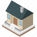 apartments, city building, flats, office block, residential flats icon