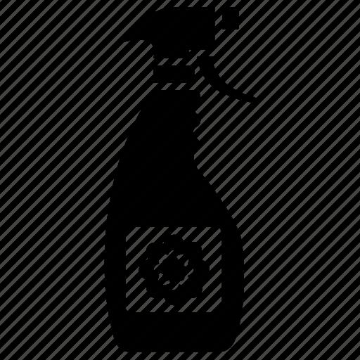 aerosol, detergent, spray, spray bottle, spray paint icon