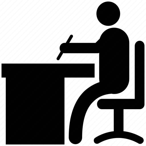 Author, columnist, employee, manager, novelist, penman, writer icon - Download on Iconfinder