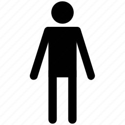 avatar, boy, male, man, man silhouette icon