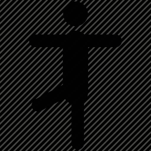 athelete, exerciser, gym, sportsman, sportsperson icon