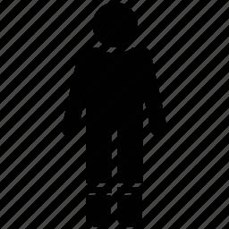 avatar, human, male, man, person, silhouette icon