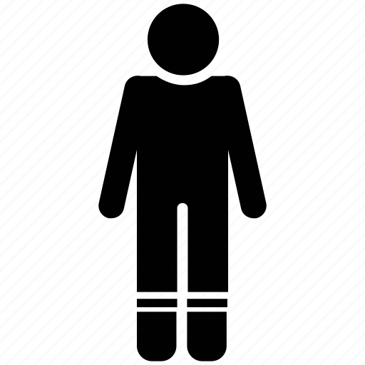 avatar, human, male, man, person, silhouette icon
