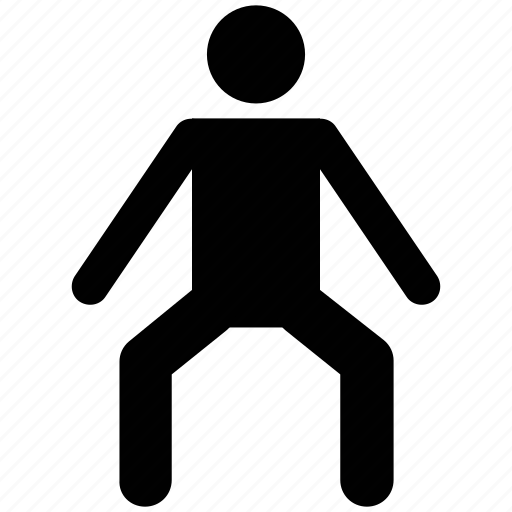 act, action, activity, man, motion, movement icon