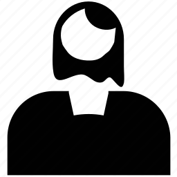 avatar, profile avatar, user, user avatar, women icon