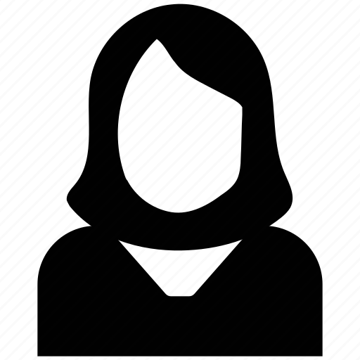 female, gentlewoman, girl, lady, lady avatar, woman icon